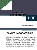 exames laboratoriais.ppt