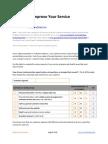 Customer Service Improvement Guide - GrowthPanel.com