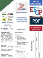 Folder Educacao