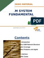 GSM System Fundamental Training