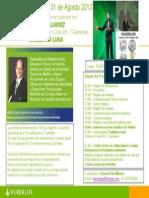 Evento con el Dr Julan Alvarez y Guillermo Luna, Rota, Cadiz, España 31 Agosto 2013