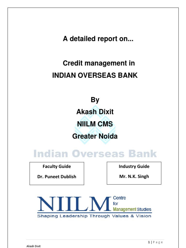 iob esee banking