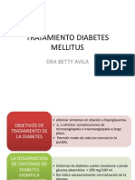 Diabetes Mellitus Tratamiento