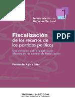 Temas_fiscalizacion de Los Partidos Politicos