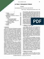 Turnover Rates in Heterogeneous Catalysis