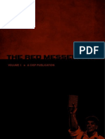 The Red Messenger Issue 1