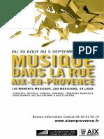 Musique Dans La Rue 2013