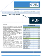 Sgx Report 19 August 2013