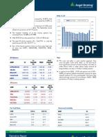 Derivatives Report, 19 August 2013