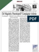 Rassegna Stampa 19.08.2013