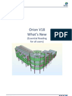 Orion 18 Whats New