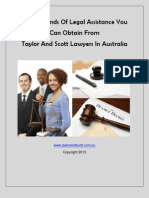 Seeking The Best Legal Advice You Can Obtain With Taylor Ad Scott lawyers