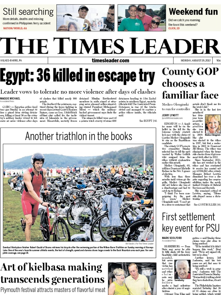 times leader 08 19 2013 driving under the influence syria