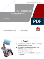 WF007008(Slides)WF- HLR Subscriber Management -20070815-B-1.0.ppt