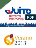 Programacion Quito Verano 2013 14744