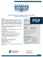 120228 Conducting Performance Appraisal Sessions S