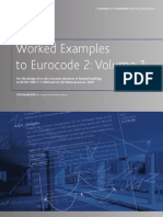 Worked Example to Eurocode 2 Vol. 1