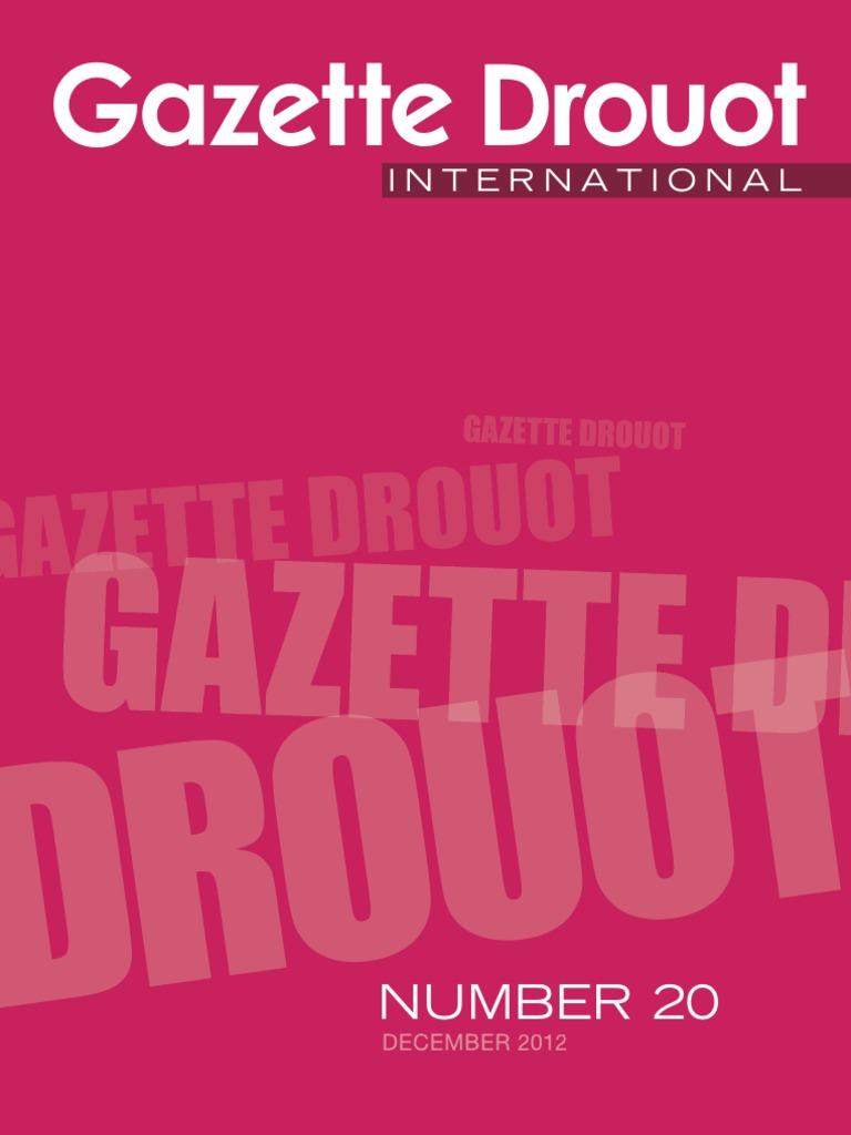 24 Rue Daniel Stern 75015 gazette international 20 | paintings | sculpture