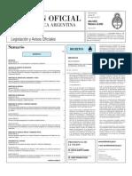 Boletín Oficial (30 de mayo de 2013)