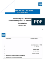 Introducing ISO 26000