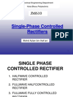 1 Phase Controlled Rectifier