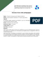 Scenario de l'Entrepreneuriat - Kịch bản film Khởi nghiệp