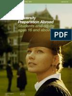 EF - University Preparation Brochure