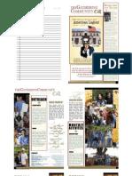 Gathering Bulletin June 7, 2009