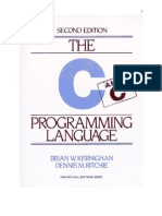 the c programming language 2