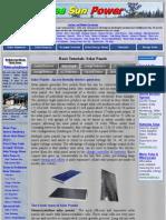 Basic Tutorials_ Solar Panels for Solar Energy Systems
