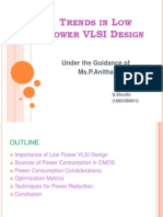 Low Power Vlsi Design1
