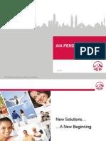 AIA Pensions Presentation