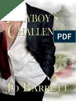 Playboy's Challenge - Jo Barrett
