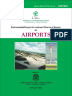 EIA Manual for Airports Draft Report