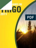Catalogo Cultivares de Trigo 2011 Fundacep