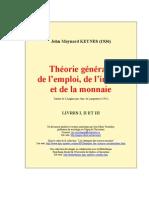 Keynes_Théorie générale