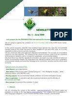 1.ÖKOINDUSTRIA Newsletter