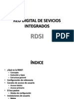 Red Digital de Sevicios Integrados