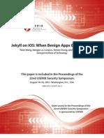 Jekyll on iOS