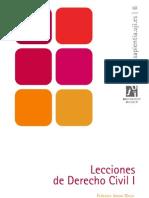 129411794 Lecciones de Derecho Civil Federico Amau Moya PDF