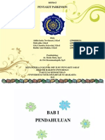 Ppt Parkinson Disease in Slide Now