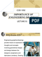 Lecture 1 W2 engineering drawing