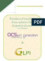 Procedure d Installation de Glpi