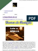 A Importância da Lei _ Portal da Teologia.pdf