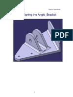 CATPDG X Angle Bracket Detailed Steps