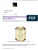 Interpretação do Prefácio da Oração do Pai Nosso – Parte 3 e 4 _ Portal da Teologia.pdf
