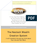 NeoTech Wealth Creation