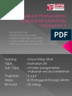 Rancangan Pengajaran Pk Present