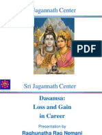 Dasamsa-Loss and Gain in Career