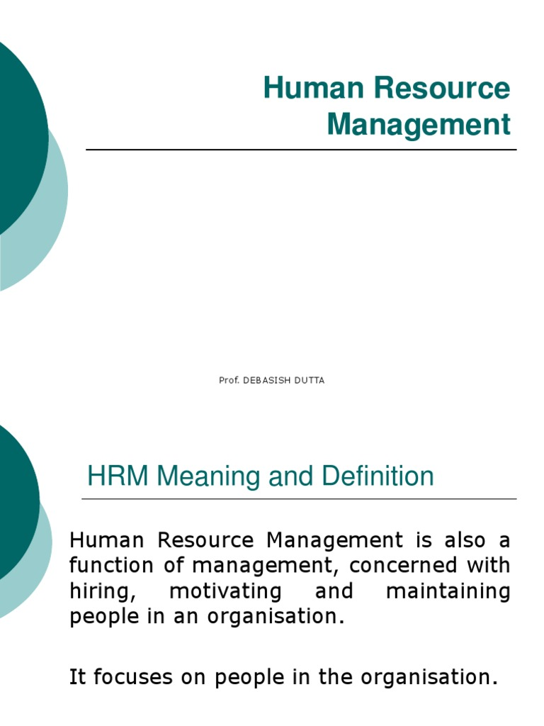 hrm | human resource management | recruitment
